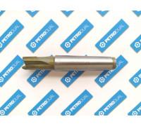 Фреза твердосплавная концевая 22х19х101 к/х с пластинами Т5К10